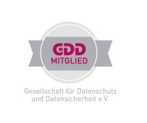GDD e.V. Mitgliedslogo